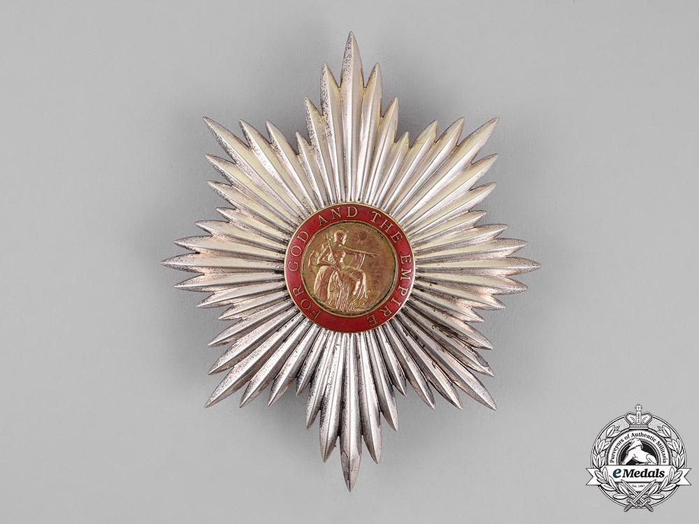 United Kingdom. A Most Excellent Order of the British Empire, G.B.E. (Civil) Knight Grand Cross