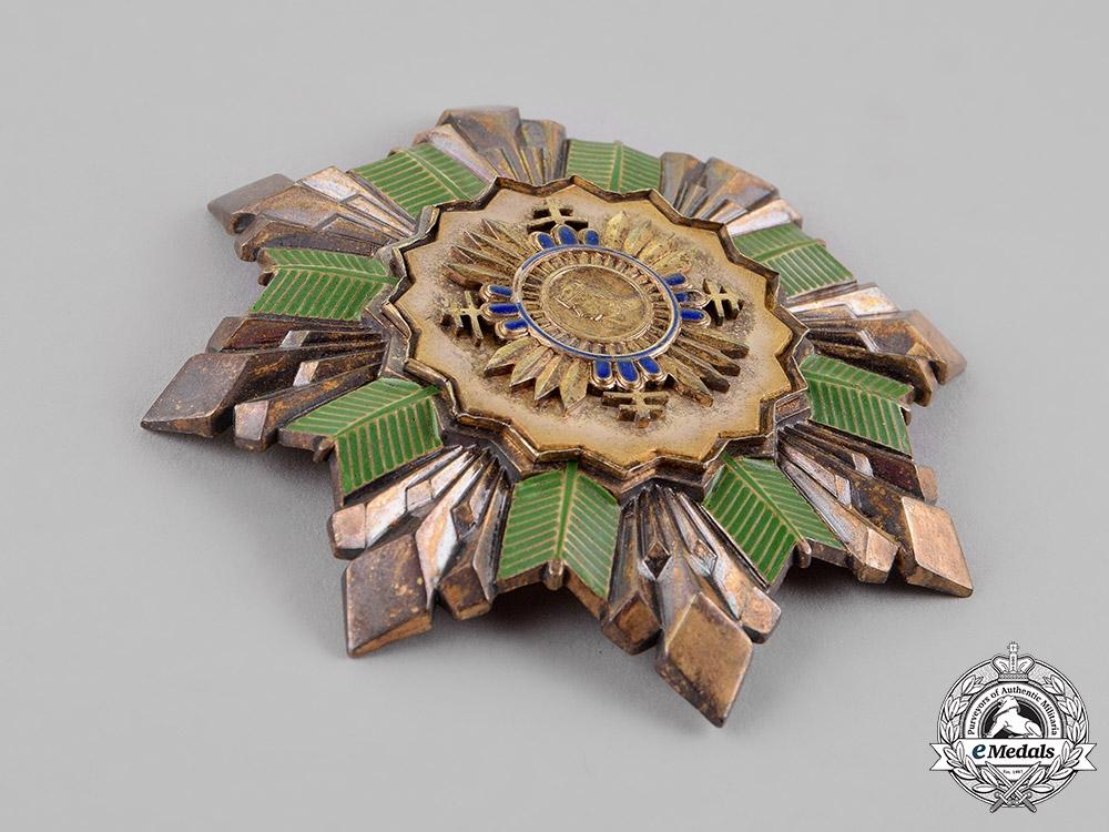 Slovakia, Republic. An Order of the Prince Pribina, Special Grade Grand Cross, c.1941
