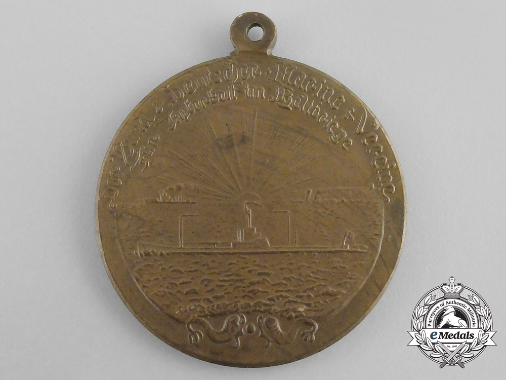 Immediate Credit Card >> A Medal of the Union of German Naval Veterans for Valour ...