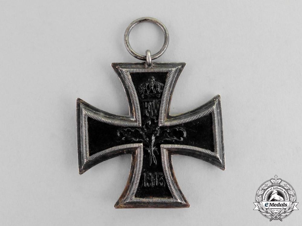 A First War Iron Cross 2nd Class 1914