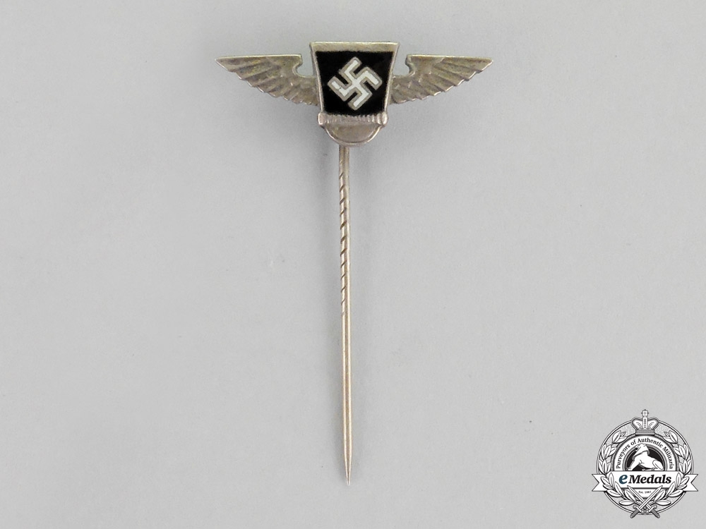 Germany. A NS-RKB (National Socialist Reichs Warrior's League) Membership Stick Pin