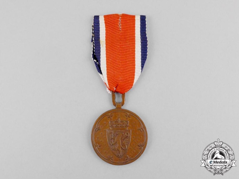 Norway, Kingdom. A Korea Service Medal 1951-1954