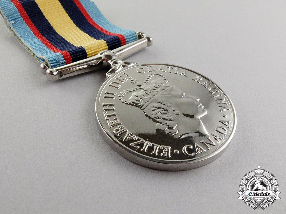 Canada. A Gulf and Kuwait Medal 1991, Boxed