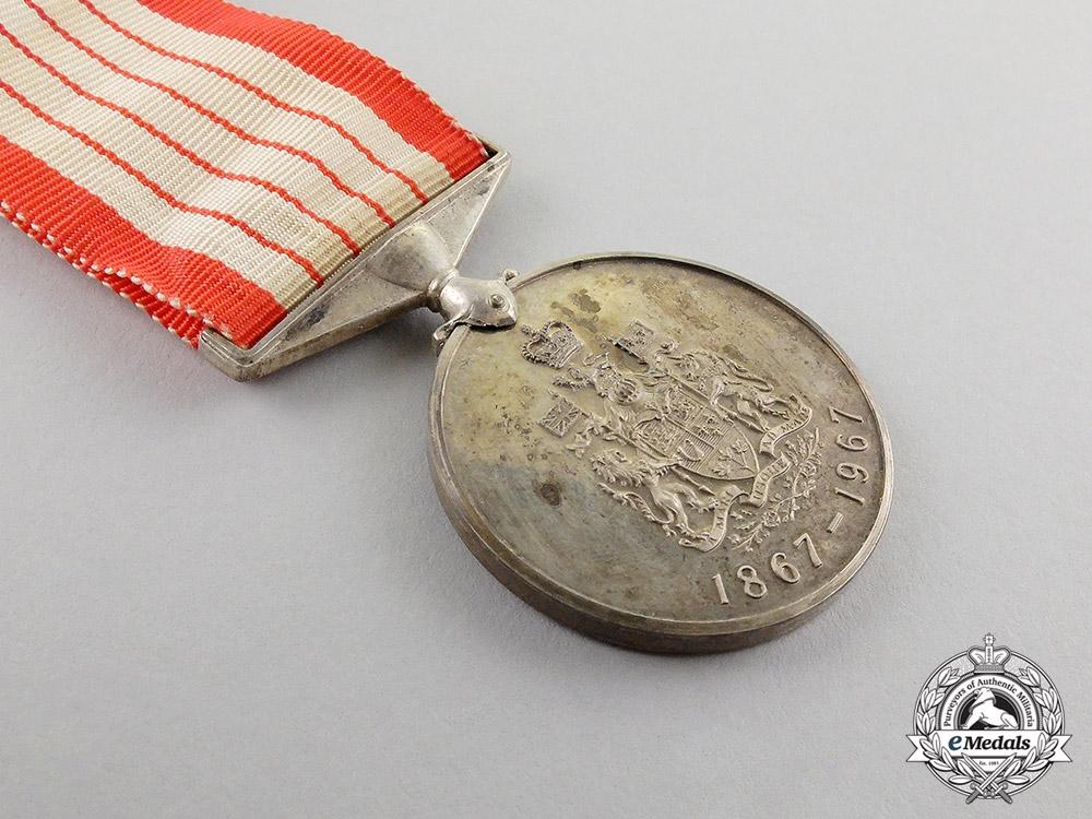 Canada. A Centennial Medal for Women 1867-1967