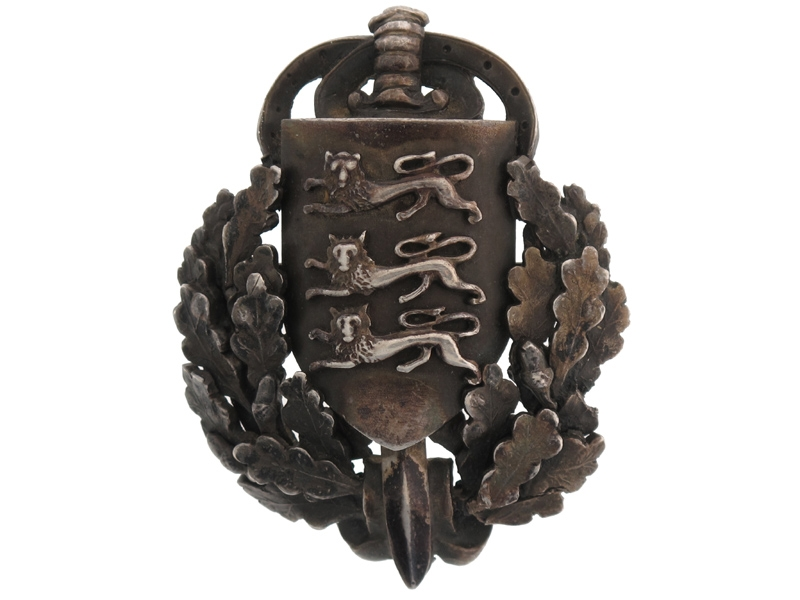 Military (Defence Force/Home Guard/Police) Badge.