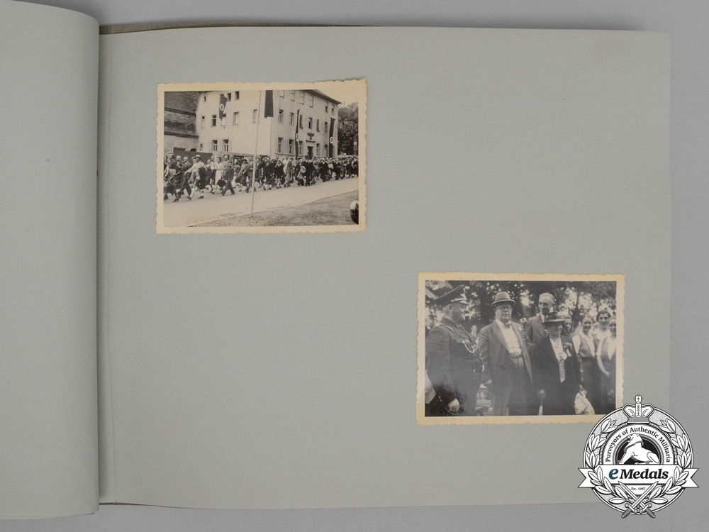 A 1939 Photo Album of the Citizen's Play 'Florian Geyer' in Gerolshausen