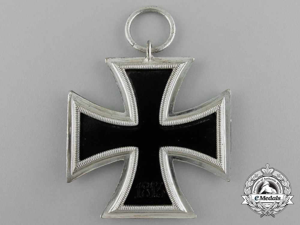 An Absolutely Mint Iron Cross 1939 by Scarce Maker Berg & Nolte in its Original Packet of Issue