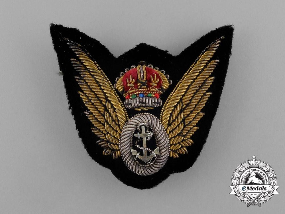 A Royal Navy (RN) & Royal Canadian Navy (RCN) Fleet Air Arm
