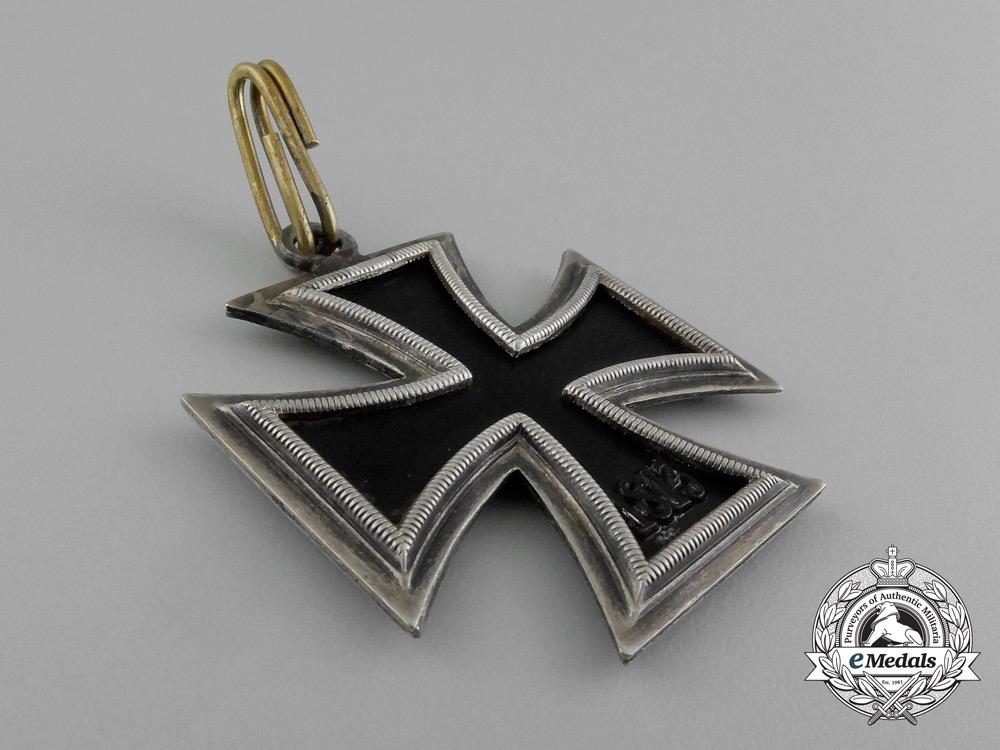 An Iron Cross 2nd Class Field Converted to Knight Cross