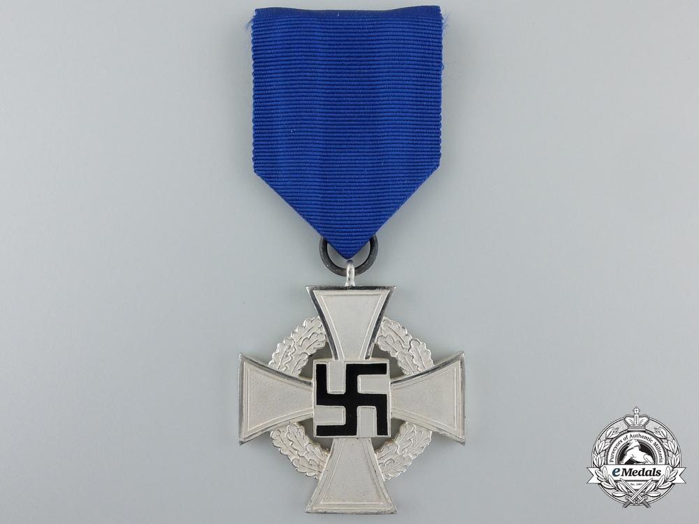 A Mint German Faithful Service Cross