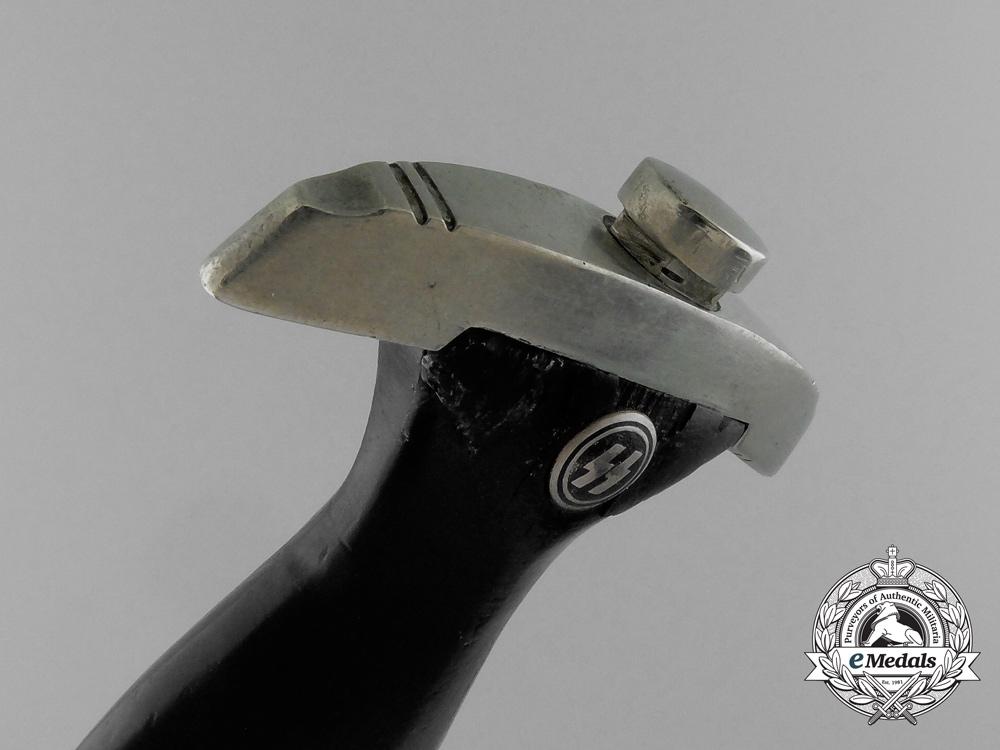 An 1933 EM-SS Dagger by Robert Klass, Solingen