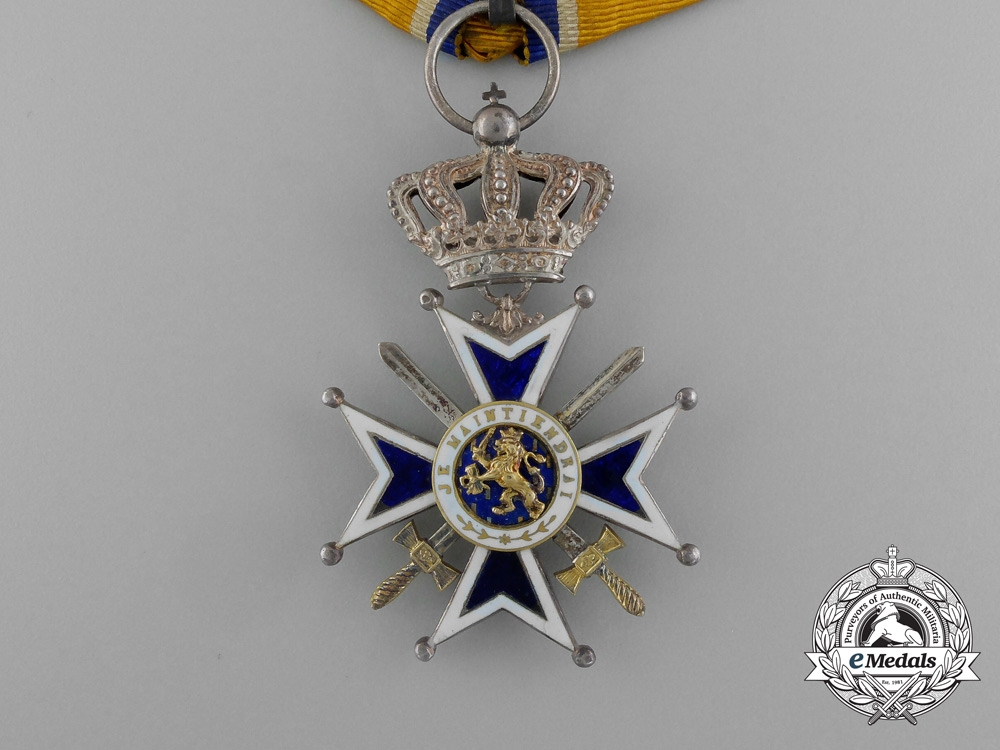 An Order of Orange-Nassau, Knight
