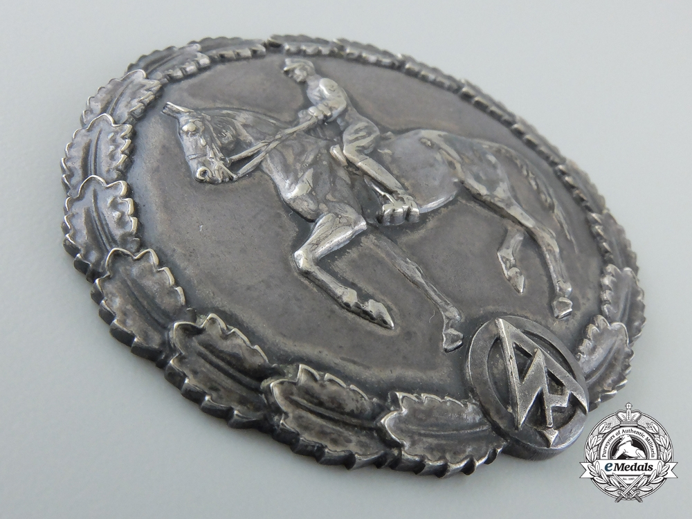 Germany. An SA Expert German Horseman's Badge