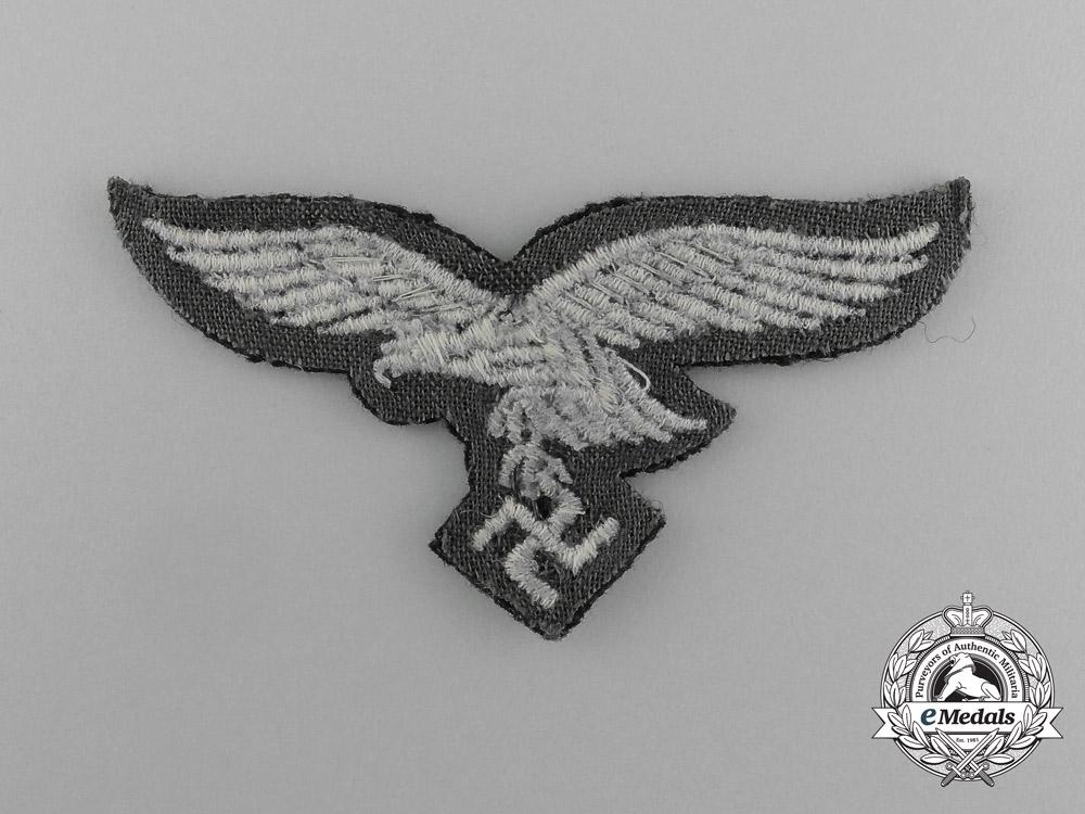 A Mint and Unissued EM/NCO's Hermann Göring Tank Division Cap Eagle