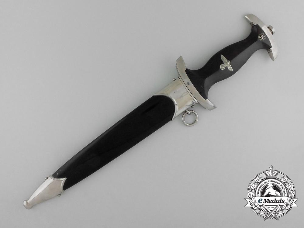 A Mint SS Honour Dagger (Ehrendolch) by the Metalwaffenfabrik Stöcker & Co.
