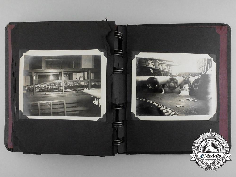 A Rare 1945 Photo Album of Japan's Hiroshima