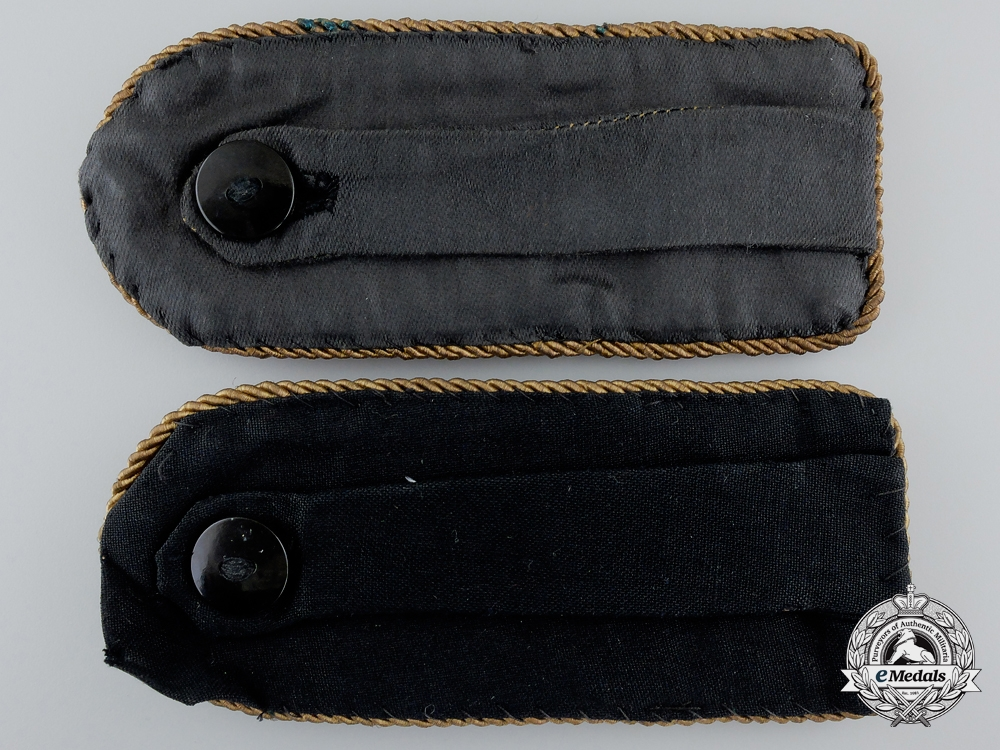 A Set of Hungarian Air Force Shoulder Boards