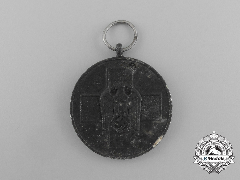 A German Social Welfare Medal