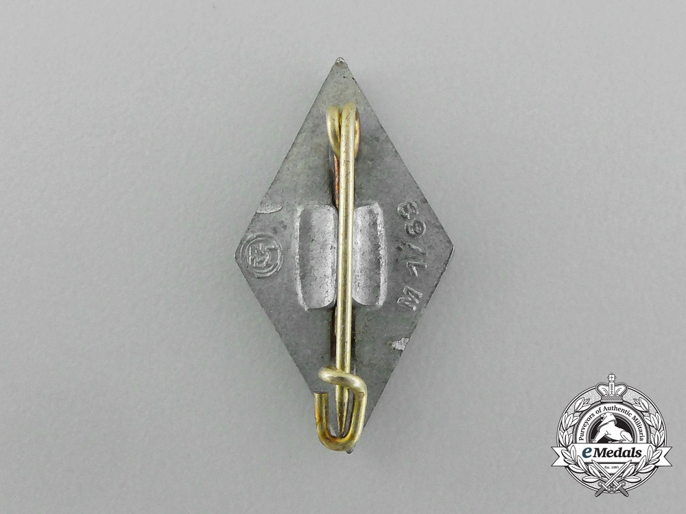 A National Socialist German Student's League Membership Badge