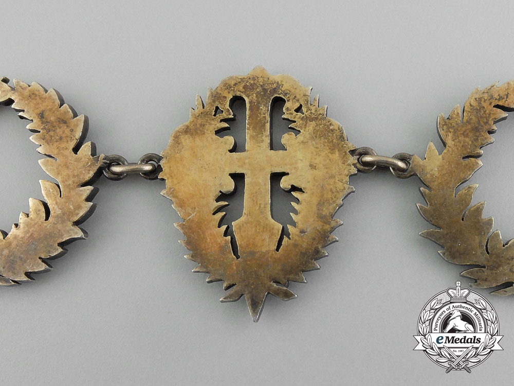 Portugal. A Military Order of Saint James of the Sword, Collar