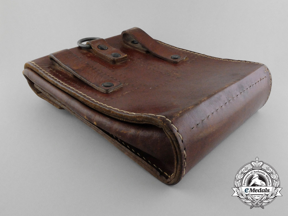 A Second War German Luftwaffe MG-13/MG-15 Spare Parts Pouch