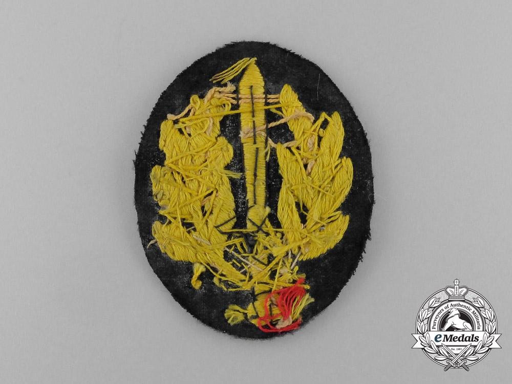 An Italian Army Sleeve Badge