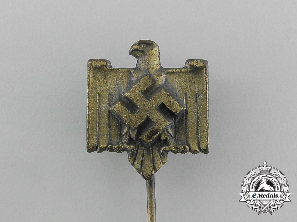 A NSRL National Social League of the Reich for Physical Exercise Proficiency Stick Pin
