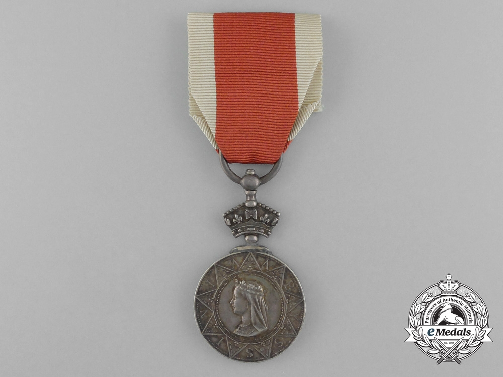 An 1867 Abyssinia Medal to the 26th Regiment