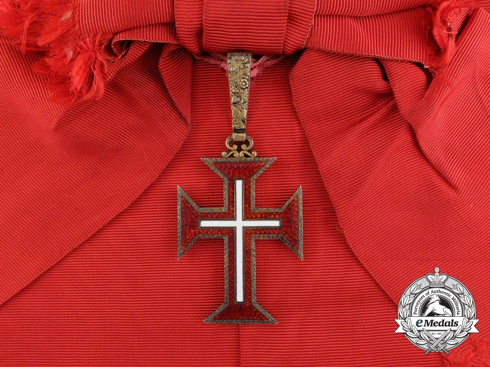 Portugal. An Order of the Christ; Grand Cross Badge