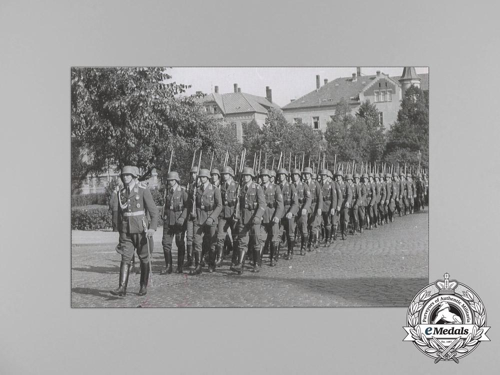 A Luftwaffe Honour Goblet to Knight's Cross Recipient Hauptmann Wilhelm Sell