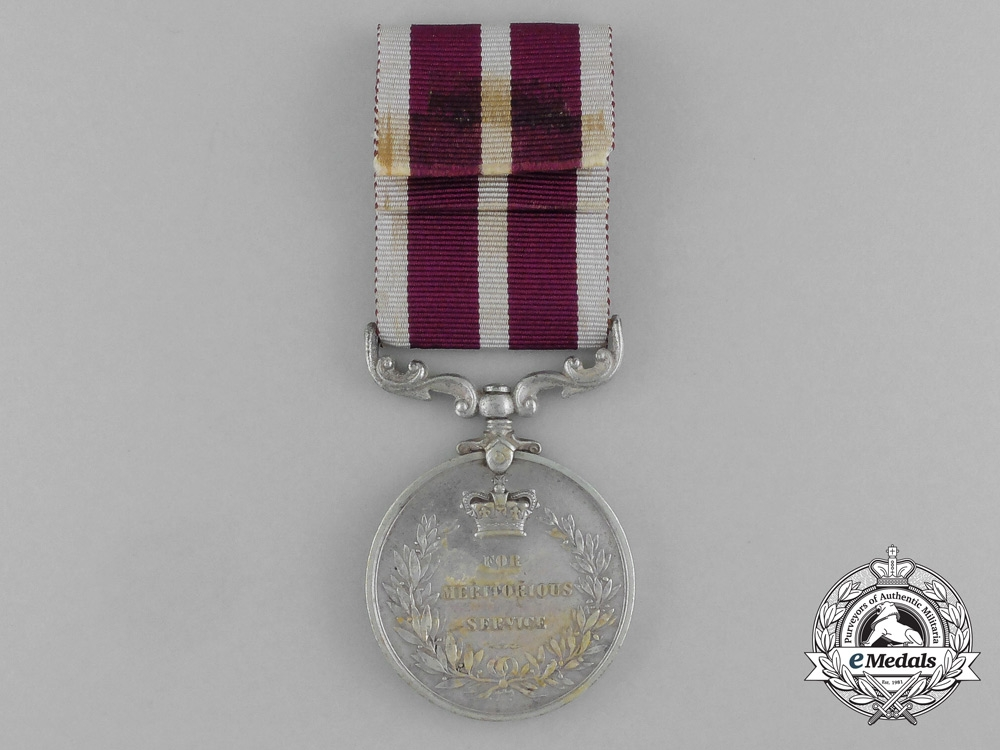 An Army Meritorious Service Medal to D.55 Brigade; Royal Field Artillery