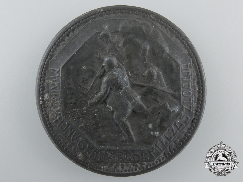 A First war Hungarian Stormtrooper's Badge