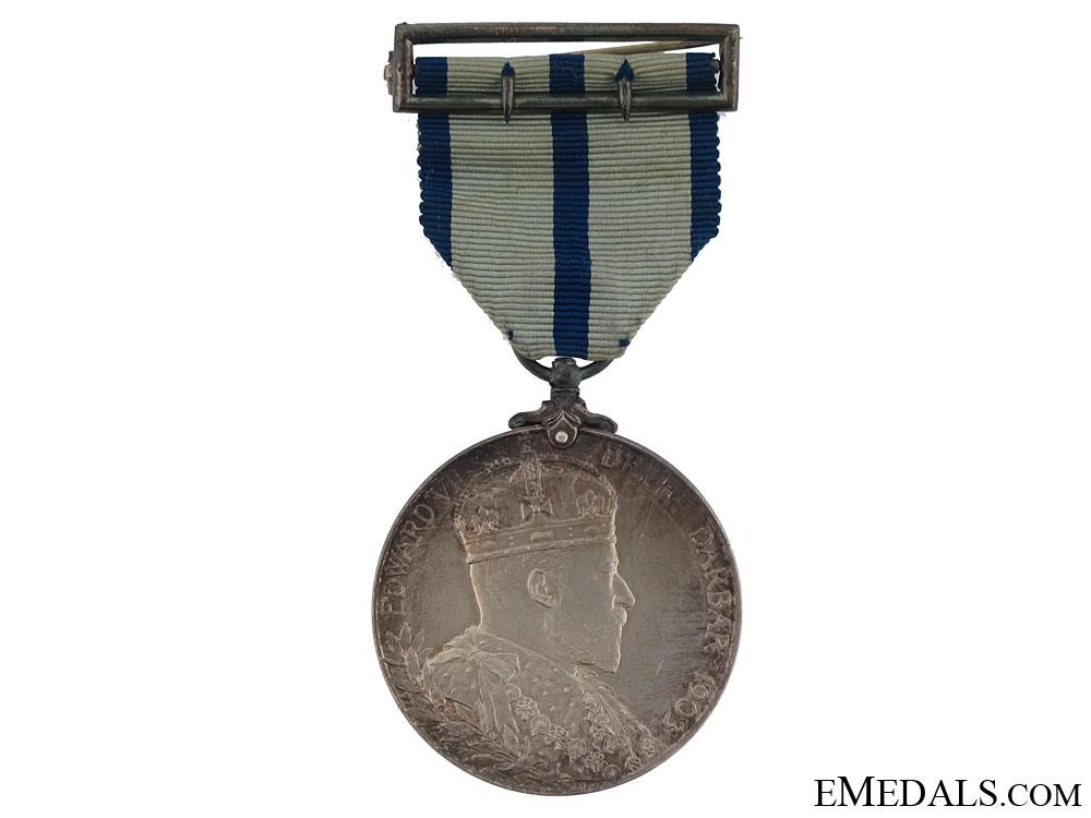 Edward VII Coronation, Delhi Durbar Medal 1903