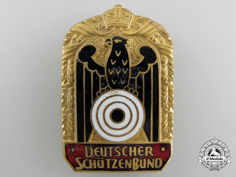 A German Imperial Shooting Badge