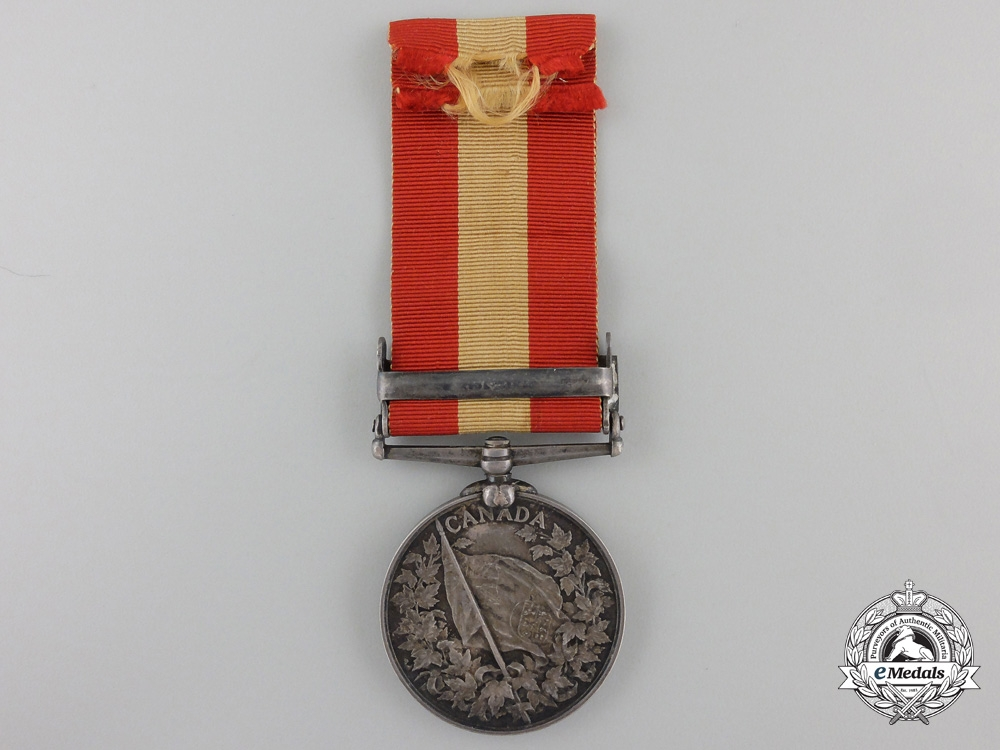 A Canada General Service to the Prince of Wales Regiment