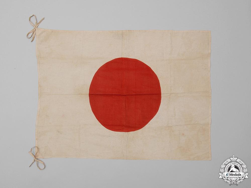 A Second War JapaneseBattleFlag
