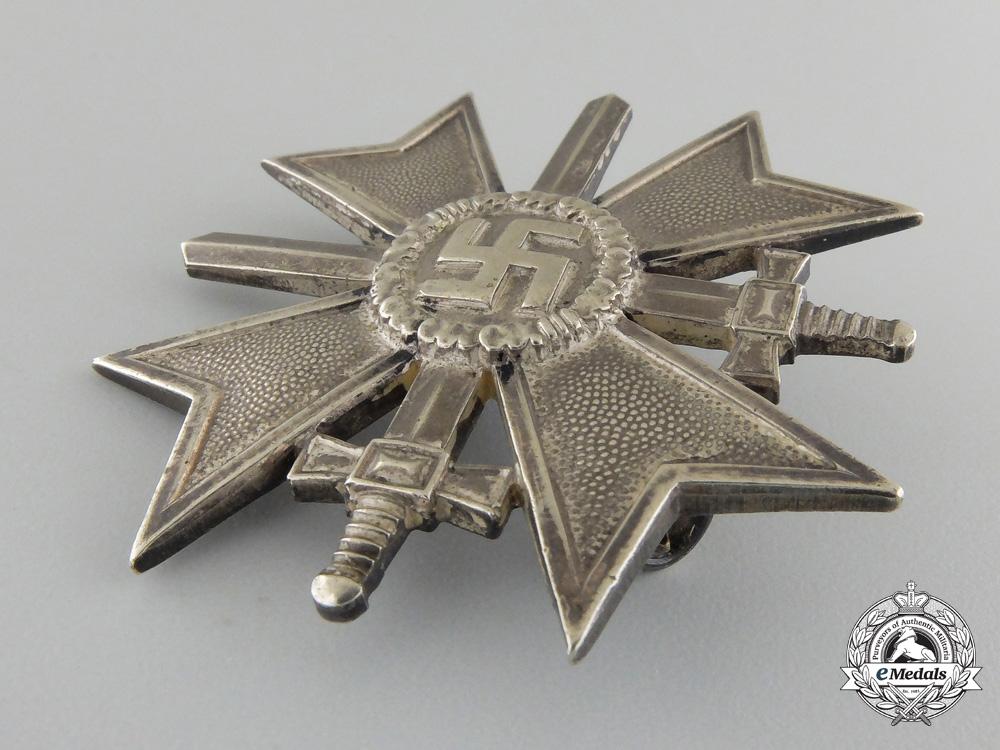 An Early First Class War Merit Cross with Swords