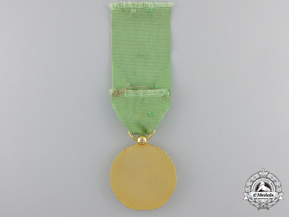 A Spanish Civil War period Patriotic Suffering Medal