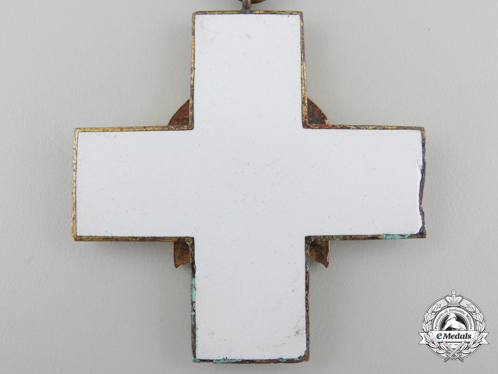 A German Social Welfare Decoration; First Class Cross
