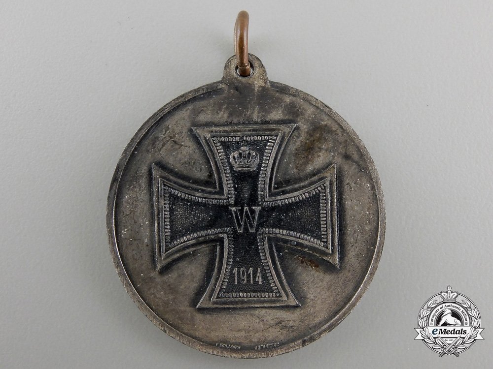 An Iron Cross 1914 Patriotic Medal