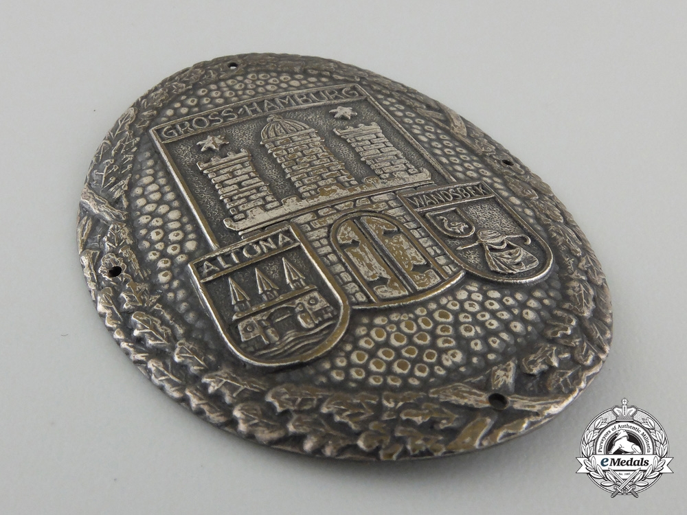 AFreikorpsGross-Hamburg Shield
