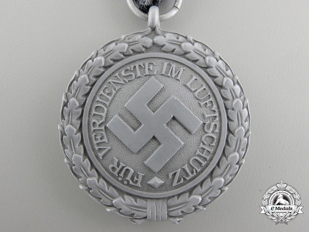 A Luftwaffe Air Defense Honour Decoration