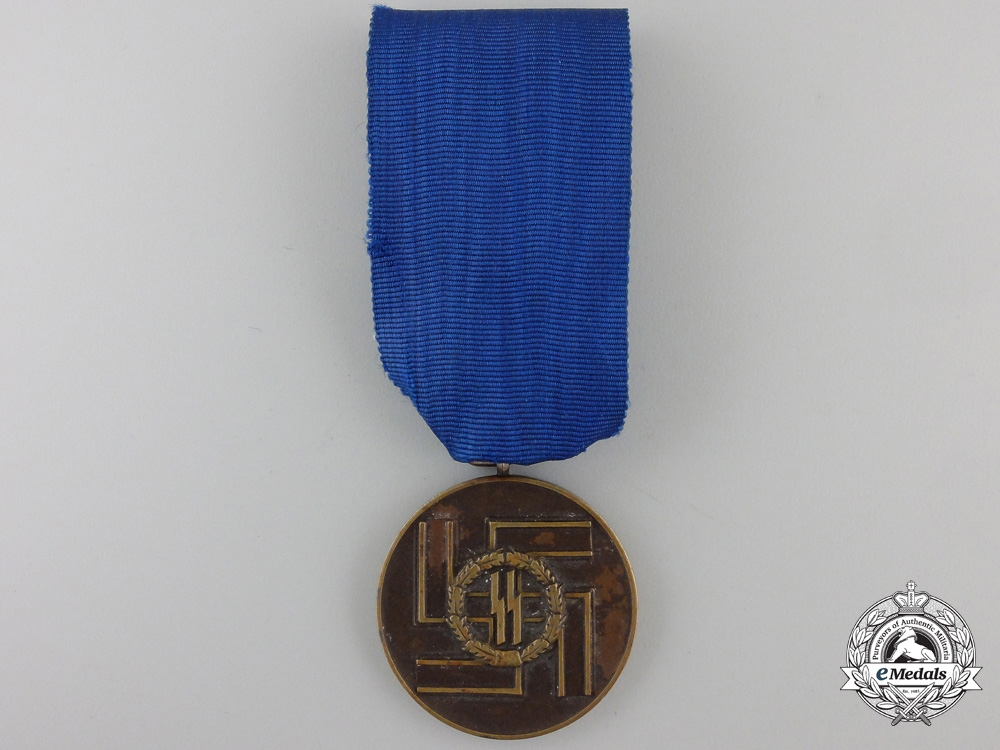 An SS Long Service Award; 8 Years of Service by Deschler