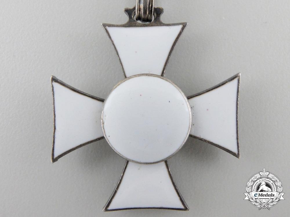 An Austrian Imperial Military Merit Cross (MVK)