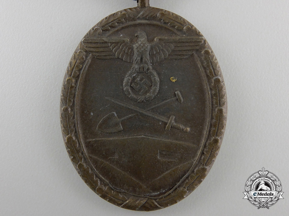 A West Wall Medal