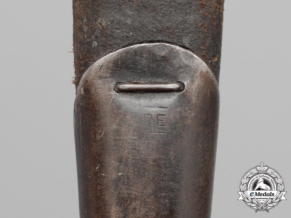 A 1907 Royal Engineers Bayonet