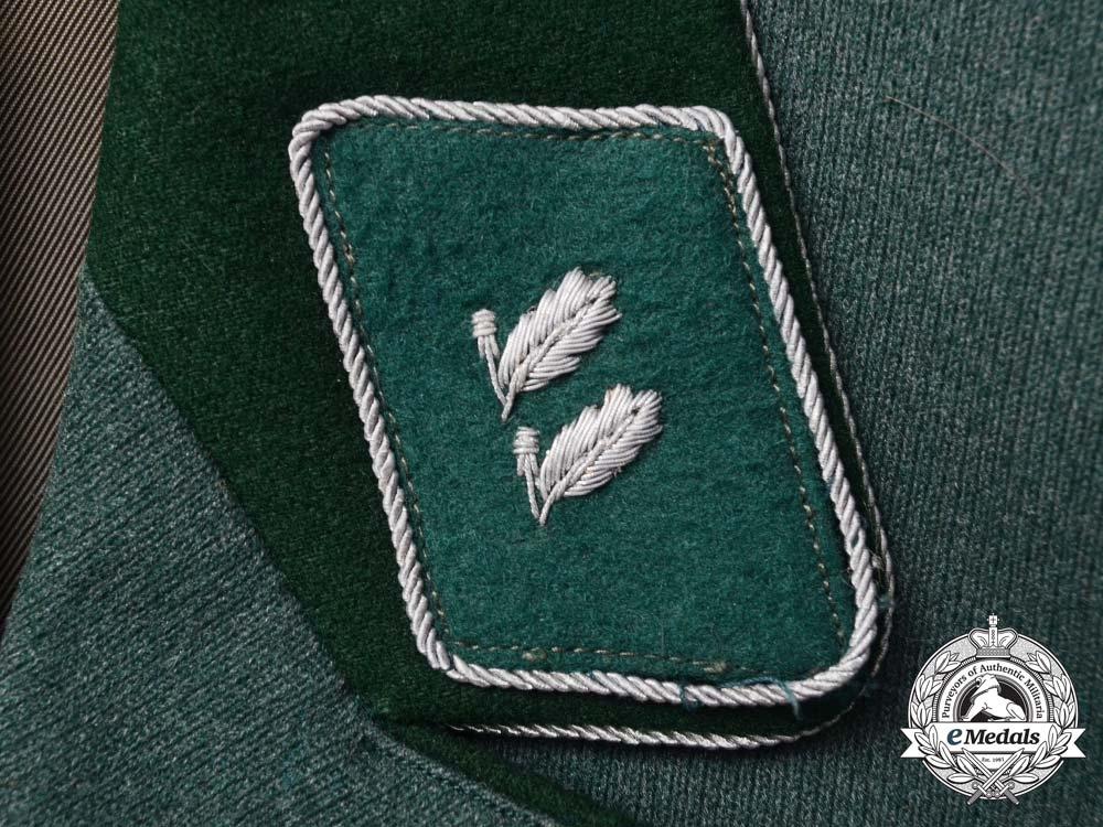 A German State (Reich) Forestry Service Forstaufseher (Supervisor)