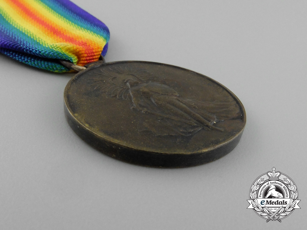 An Unofficial First War Polish Victory Medal 1914-1918