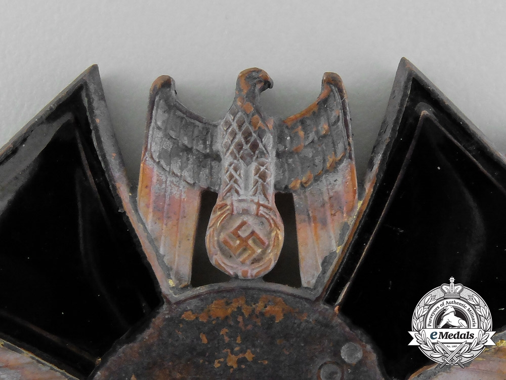 """An Exceedingly Rare & Recovered German Order; """"Dead Hero Order"""""""