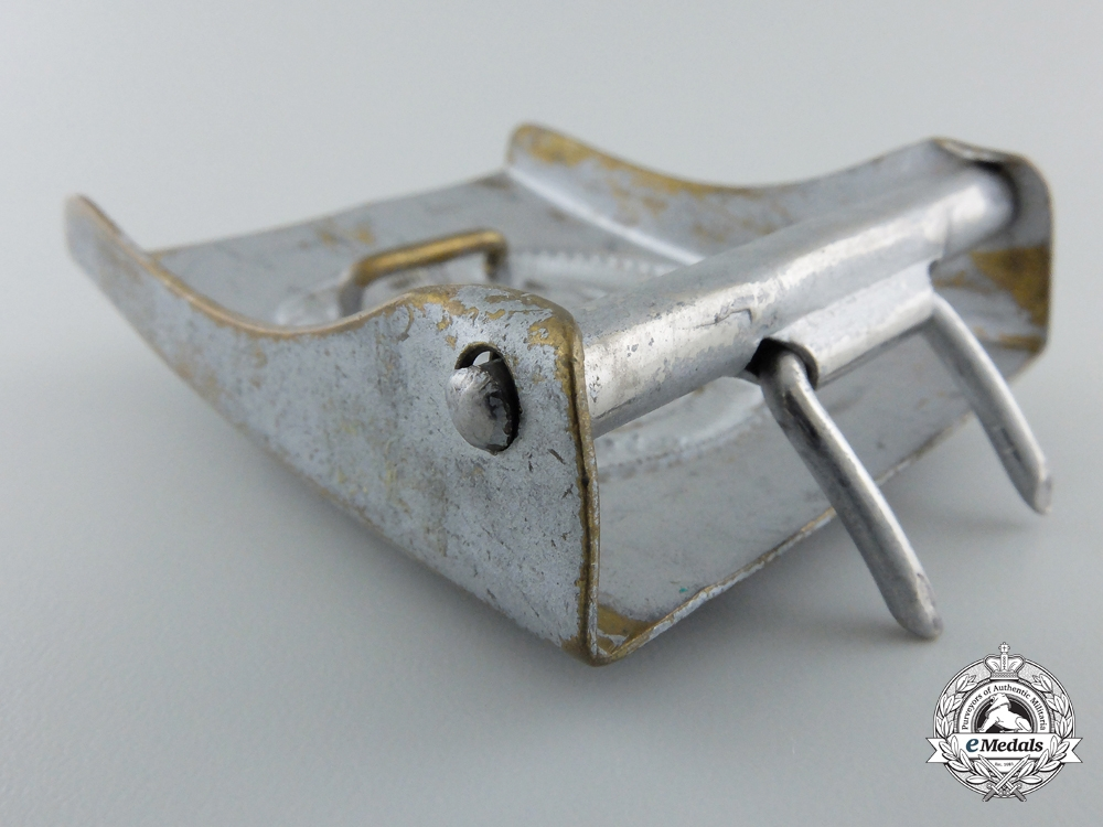 An NSKK Enlisted Belt Buckle